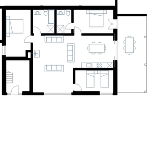 Cerf Floorplan