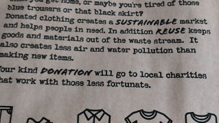 Always fun to get away especially when you see little things that people are doing to help make being environmentally responsible more fun and authentic. #towelswan #saveyourtshirts #comforthotelvesterbro #environmentallyfriendly #ruralgiteschadenne